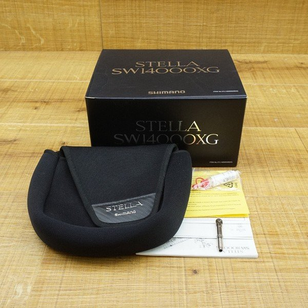 シマノ 13ステラSW 14000XG/N044M スピニングリール|tsuriking|10