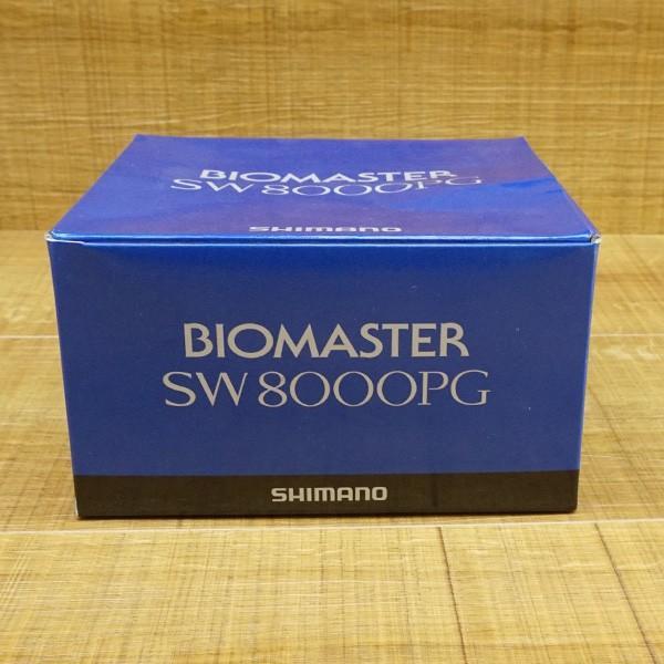 シマノ 13バイオマスターSW 8000PG/N072M スピニングリール|tsuriking|10