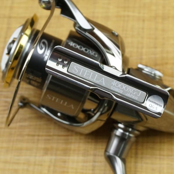 シマノ 18ステラ 4000XG/N081M 未使用品 スピニングリール|tsuriking|03
