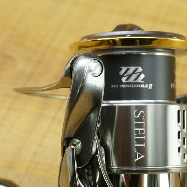 シマノ 18ステラ 4000XG/N081M 未使用品 スピニングリール|tsuriking|08
