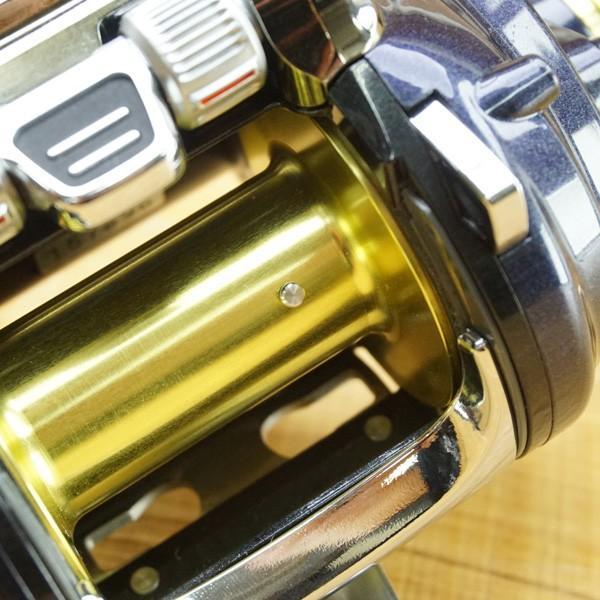 ダイワ レオブリッツ 500J/N087M 電動リール 極上美品|tsuriking|07
