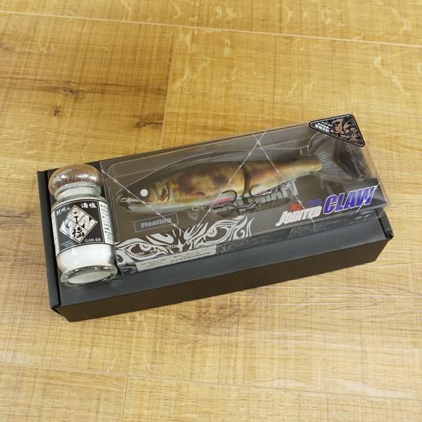 ガンクラフト 鮎邪 ジョインテッドクロー 178 Type-F 鮎の一生シリーズ 7個セット/N311M ジョインテッドクロー ガンクラルアー 未使用品|tsuriking|02