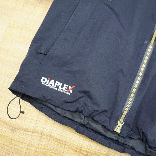 サンライン DIAPLEX ウォームアップスーツ SUW-1803 L/P103M ウェア 防寒 美品|tsuriking|06