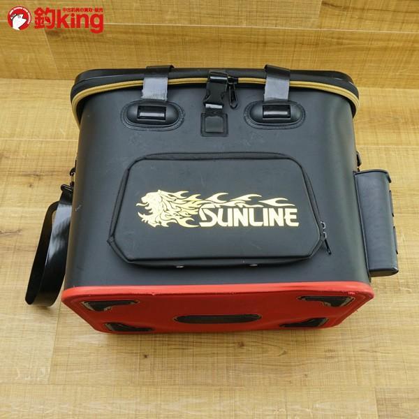 サンライン 獅子タックルバック SFB-6635/P104L 磯バック|tsuriking