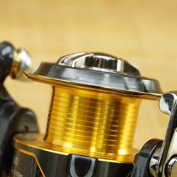 ダイワ 15トーナメント ISO 3000SH-LBD/P107M レバーブレーキ リール|tsuriking|08
