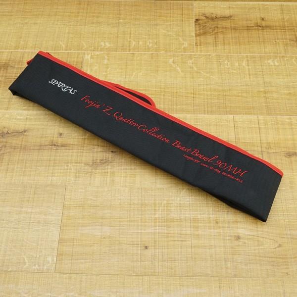 アピア スパルタス 風神Z クアトロ コレクション ビーストブロウル 90MH/P148L 美品 シーバスロッド|tsuriking|10