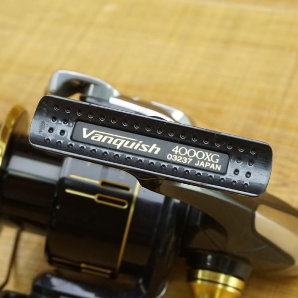 シマノ 13ヴァンキッシュ リミテッドエディション 4000XG/P151M 美品 スピニングリール tsuriking 03