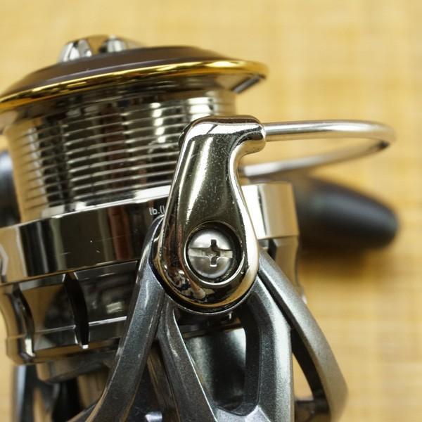 ダイワ 15ルビアス 3012H/P152M 美品 スピニングリール|tsuriking|06