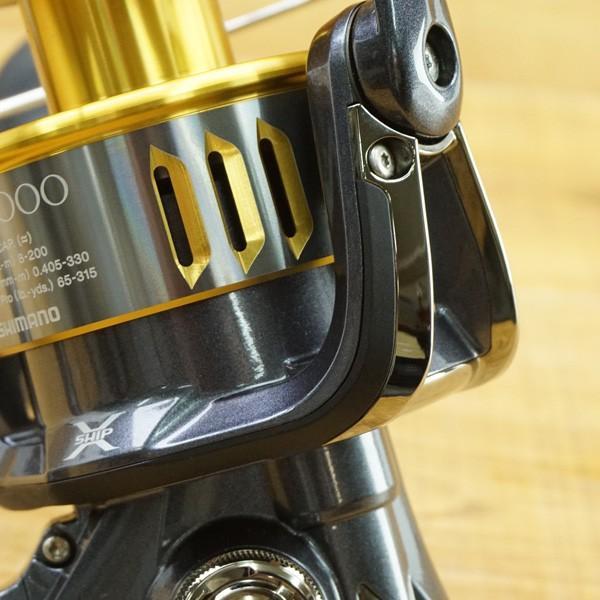 シマノ 15ツインパワーSW 14000XG/P153M 美品 スピニングリール|tsuriking|05