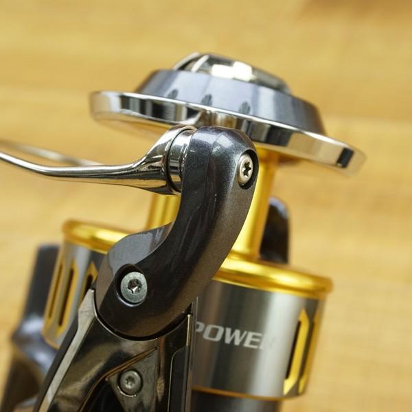シマノ 15ツインパワーSW 14000XG/P153M 美品 スピニングリール|tsuriking|07