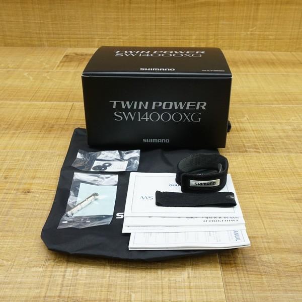 シマノ 15ツインパワーSW 14000XG/P153M 美品 スピニングリール|tsuriking|10