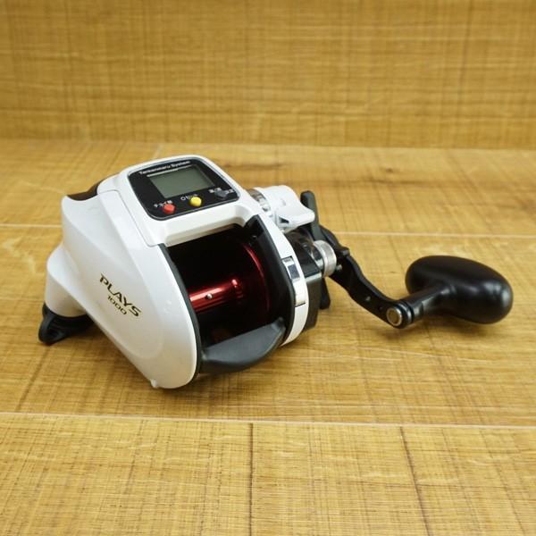 シマノ 12プレイズ 1000/P143M 美品 電動リール|tsuriking|02
