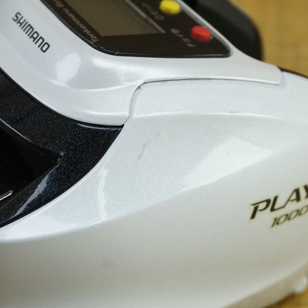 シマノ 12プレイズ 1000/P143M 美品 電動リール|tsuriking|04