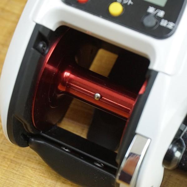 シマノ 12プレイズ 1000/P143M 美品 電動リール|tsuriking|07
