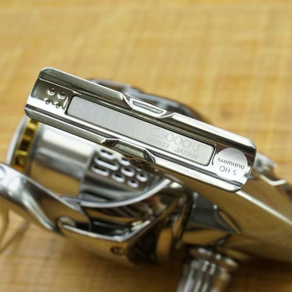 シマノ 18ステラ C3000 リブレノブ付き/P157M 極上美品 スピニングリール|tsuriking|03