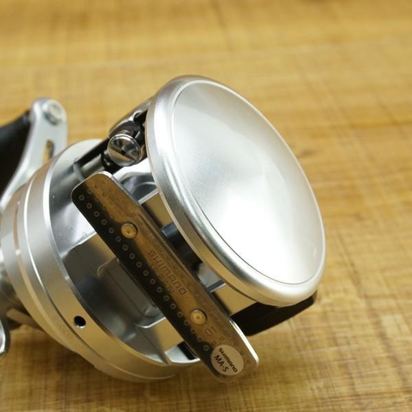 シマノ 13オシアカルカッタ 300HG/P183M 極上美品 ベイトリール|tsuriking|04