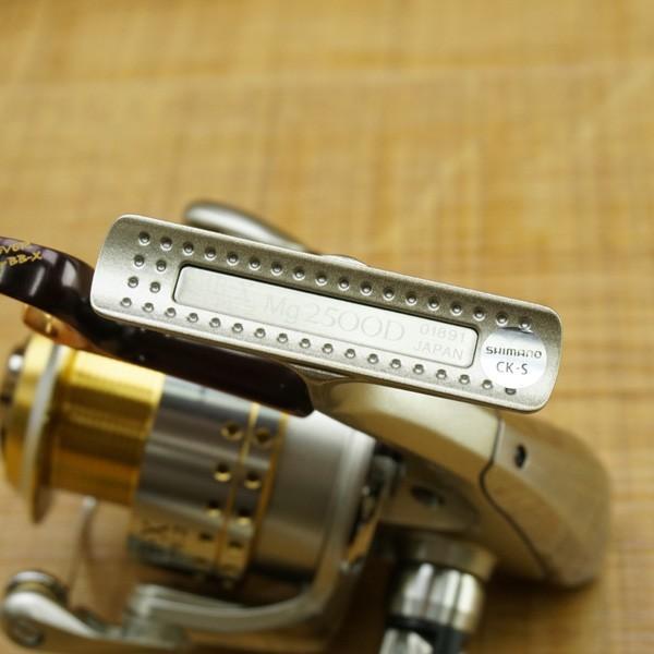 シマノ BB-X タイプ2 Mg 2500D/P185M 極上美品 スピニングリール|tsuriking|03