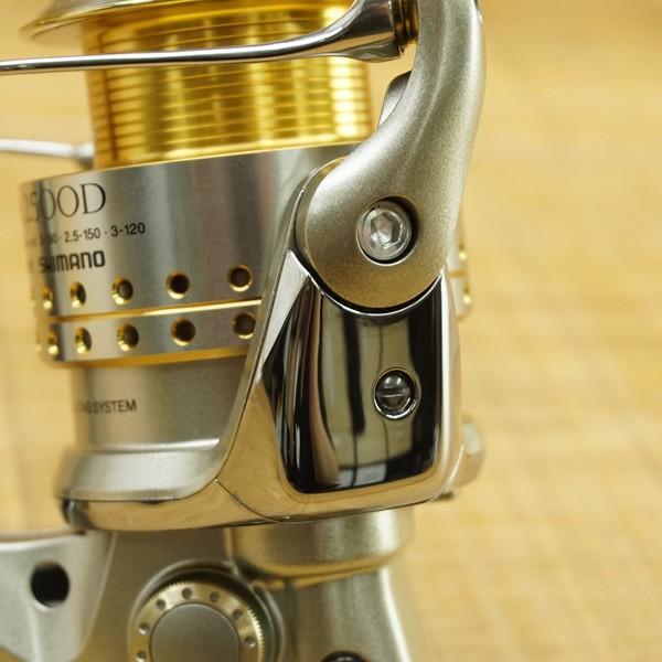 シマノ BB-X タイプ2 Mg 2500D/P185M 極上美品 スピニングリール|tsuriking|07