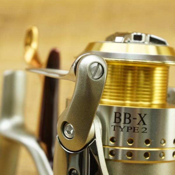 シマノ BB-X タイプ2 Mg 2500D/P185M 極上美品 スピニングリール|tsuriking|08