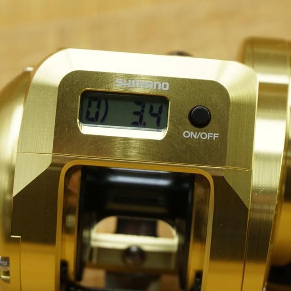 シマノ 18オシアコンクエスト CT 300HG スタジオオーシャンマーク AG41付き/P180M 極上美品 ベイトリール|tsuriking|03