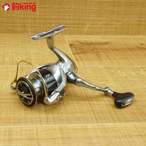 シマノ 15ツインパワー C3000XG/P278M スピニングリール 極上美品|tsuriking