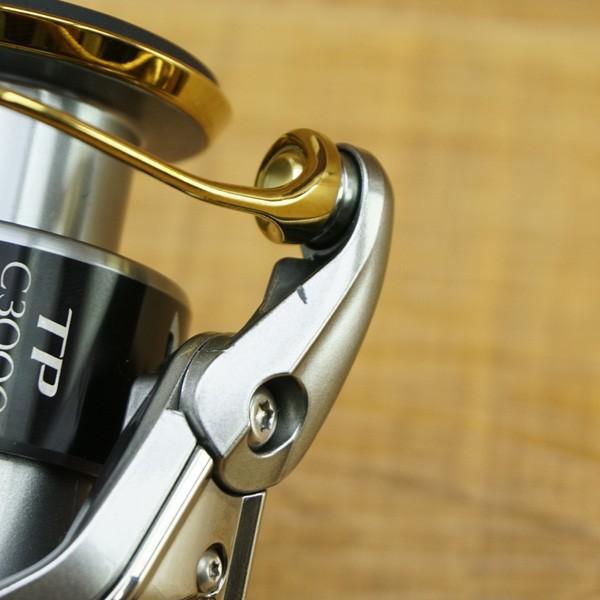 シマノ 15ツインパワー C3000XG/P278M スピニングリール 極上美品|tsuriking|06