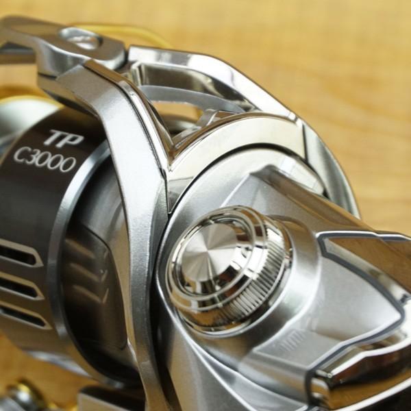 シマノ 15ツインパワー C3000XG/P278M スピニングリール 極上美品|tsuriking|07