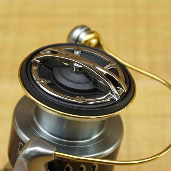 シマノ 15ツインパワー C3000XG/P278M スピニングリール 極上美品|tsuriking|08