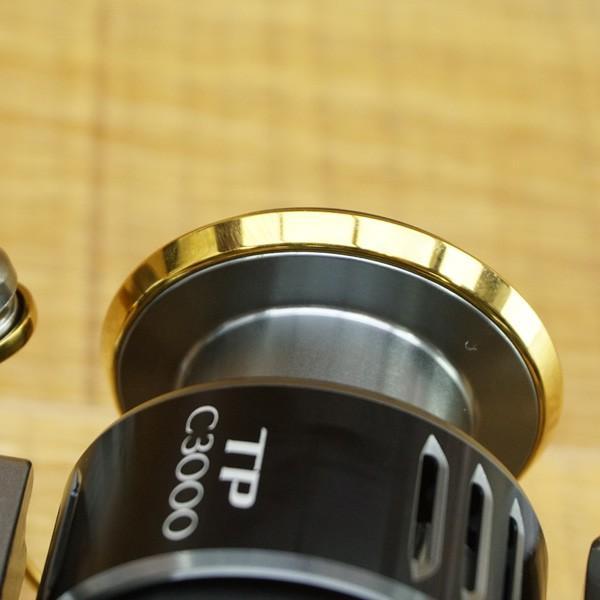 シマノ 15ツインパワー C3000XG/P278M スピニングリール 極上美品|tsuriking|09