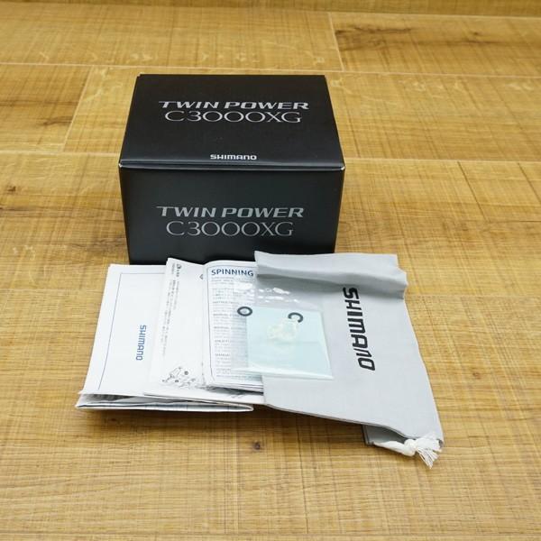 シマノ 15ツインパワー C3000XG/P278M スピニングリール 極上美品|tsuriking|10