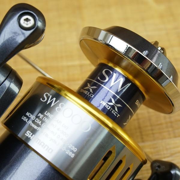 シマノ 15ツインパワーSW 8000HG/P279M スピニングリール 未使用品 tsuriking 08