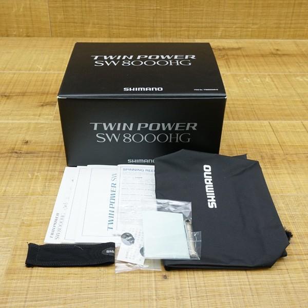 シマノ 15ツインパワーSW 8000HG/P279M スピニングリール 未使用品 tsuriking 10