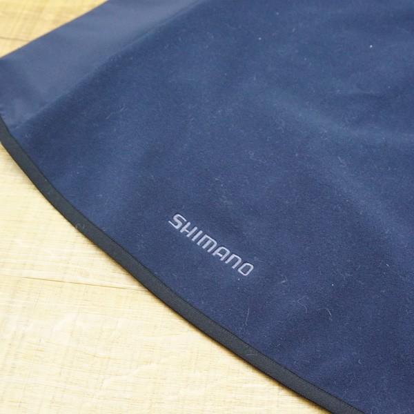 シマノ ゴアウィンドストッパー オプティマルジャケット JA-290R Mサイズ/P286M フィッシング ウェア 極上美品 tsuriking 07