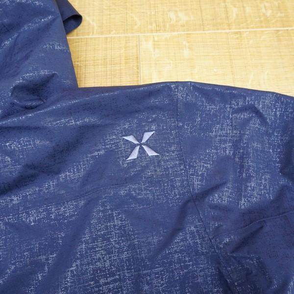 シマノ XEFO ゴアテックス ベーシックジャケット RA-27JR Mサイズ/P288M フィッシングウェア ゴアテクス ゼフォー 未使用品|tsuriking|08