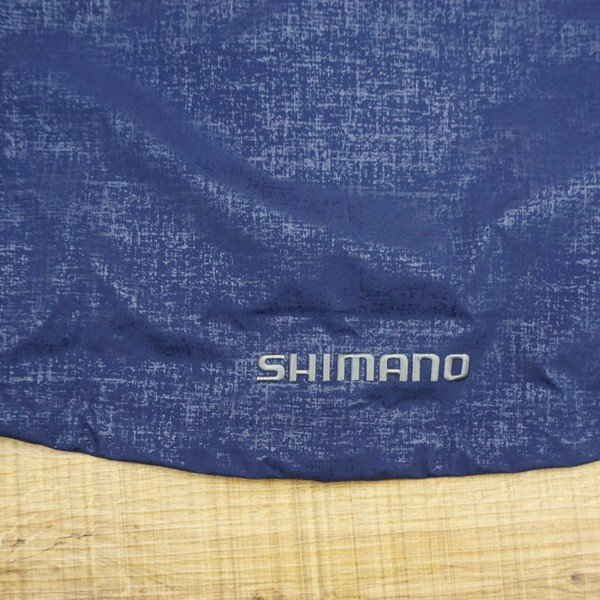 シマノ XEFO ゴアテックス ベーシックジャケット RA-27JR Mサイズ/P288M フィッシングウェア ゴアテクス ゼフォー 未使用品|tsuriking|10