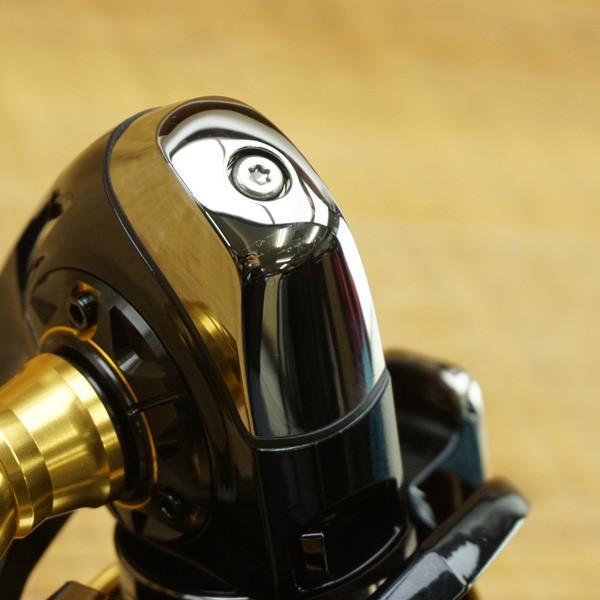 ダイワ 14モアザン 3012H/P300M スピニングリール シーバス 極上美品|tsuriking|04