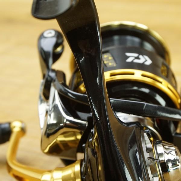 ダイワ 14モアザン 3012H/P300M スピニングリール シーバス 極上美品|tsuriking|05