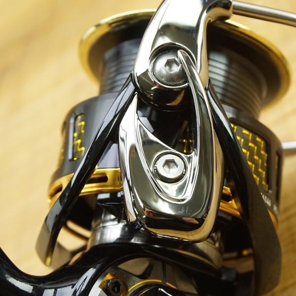 ダイワ 14モアザン 3012H/P300M スピニングリール シーバス 極上美品|tsuriking|07