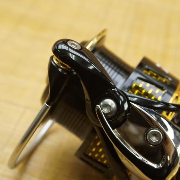 ダイワ 14モアザン 3012H/P300M スピニングリール シーバス 極上美品|tsuriking|08
