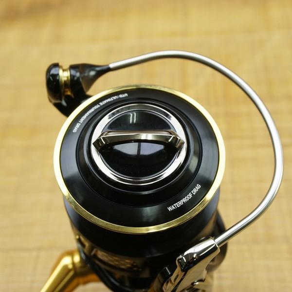 ダイワ 14モアザン 3012H/P300M スピニングリール シーバス 極上美品|tsuriking|09