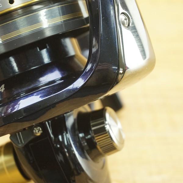 シマノ 09ブルズアイXT 9100 遠投/P415M 未使用品 スピニングリール|tsuriking|07