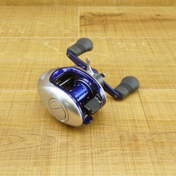 シマノ 08クラド 200タイプJ/P471M ベイトリール オフショア 釣り リール 極上美品|tsuriking|02