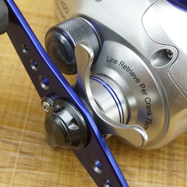 シマノ 08クラド 200タイプJ/P471M ベイトリール オフショア 釣り リール 極上美品|tsuriking|09