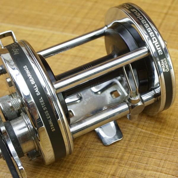 アブガルシア アンバサダー 7500 C3  /P484M 美品 ベイトリール|tsuriking|04