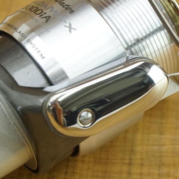 ダイワ TD-X 3000iA/P498M 美品 スピニングリール|tsuriking|06