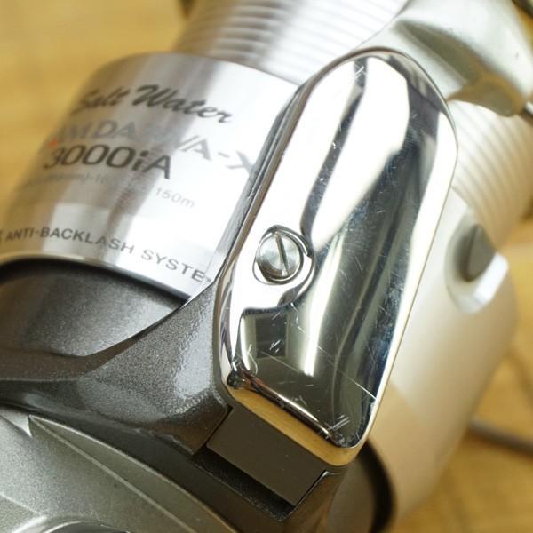 ダイワ TD-X 3000iA/P498M 美品 スピニングリール|tsuriking|07