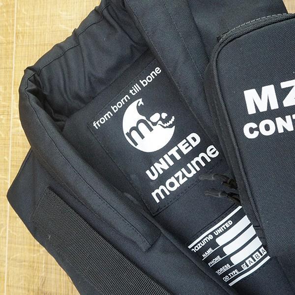 マズメ MZX コンタクトライフジャケット MZXLJ-052 ブラック/P531M フローティングベスト ライフジャケット 美品|tsuriking|03