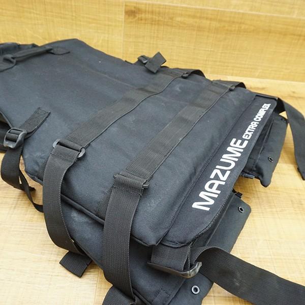 マズメ MZX コンタクトライフジャケット MZXLJ-052 ブラック/P531M フローティングベスト ライフジャケット 美品|tsuriking|08