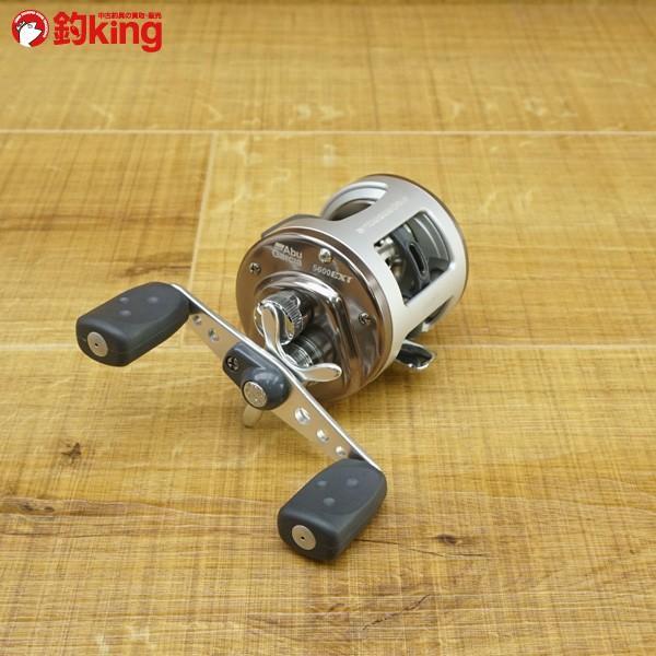 アブガルシア アンバサダー 5600EXT プロ/P566M ベイトリール 極上美品|tsuriking