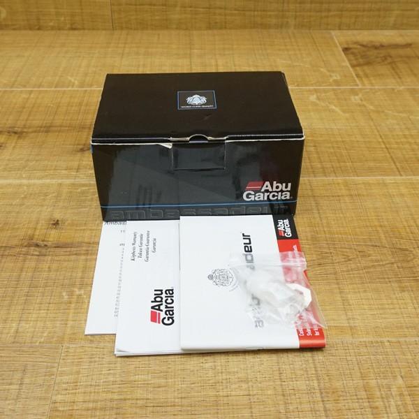 アブガルシア アンバサダー 5600EXT プロ/P566M ベイトリール 極上美品|tsuriking|10